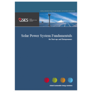 Solar Power System Fundamentals for Start-ups and Entrepreneurs